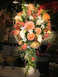 wedding floral arrangements calla wedding floral arrangement
