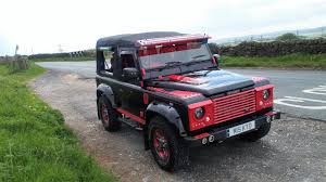 Landrover Defender Land Rover Defender Td5 Soft Top