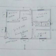 how to make blueprints for a house how to draw blueprints for a house 9 steps with pictures