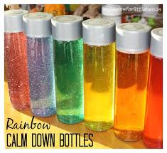rainbow science experiments and rainbow stem projects for kids