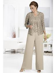 j0an rivers 2015 silver mother of the bride pants suits for