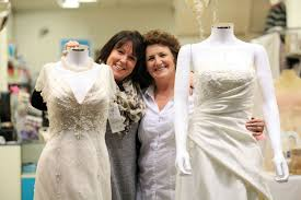 wedding dresses newcastle joanne stott has donated wedding dresses to the cancer research uk