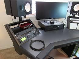 studio keyboard desk new studio desk sevenstring org