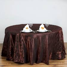 wedding table linens for sale 120 pintuck fancy round tablecloths linens wedding party catering