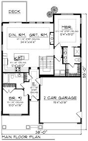 houseplan com craftsman style house plan 2 beds 2 00 baths 1334 sq ft plan 70