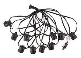 commercial grade outdoor led string lights 21 10 in line
