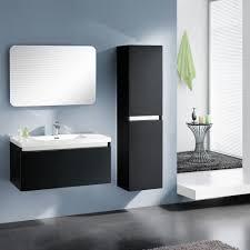 black bathroom cabinets and storage units my web value