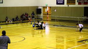 Sports Blinds Goalball A Sport For The Blind Youtube