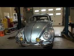 the classic vw beetle bug choosing vintage paint color for vintage