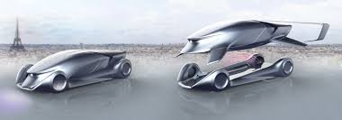 future flying cars if peugeot made flying cars for the united federation of planets