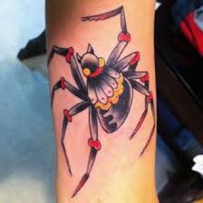 spider tattoo meanings and best designs