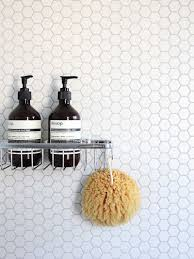 ideas hexagon tiles bathroom for finest hexagon tiles bathroom