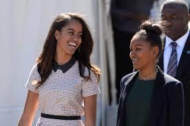 Obamas To Stay In Washington D C While Sasha Finishes High