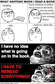 Rage Meme Comics - rage comics sometimes when reading meme collection