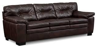 Camel Leather Chair Magnum Sofa Brown American Signature Furniture