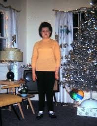 1960 s christmas tree lights christmas tree mom 15 flashbak