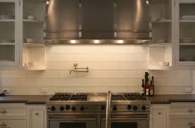 Black Subway Tile Kitchen Backsplash Subway Tile Backsplash Design Subway Tiles Backsplash Kitchen