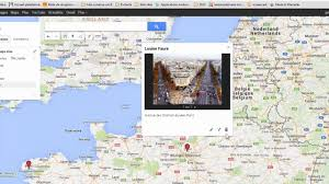 Google Maps England by