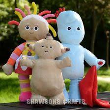 iggle piggle tv movie u0026 character toys ebay