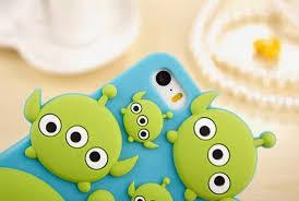 tsum tsum toy story aliens case iphone 6 6s moonyblue