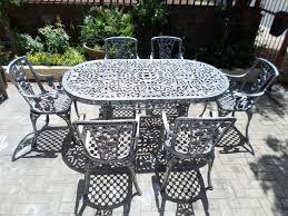 Black Cast Aluminum Patio Furniture How To Take Care Of Cast Aluminum Patio Furniture U2014 The Homy Design