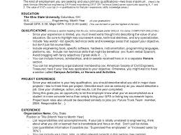 good examples of resume good examples of resumes resume example good examples of resumes