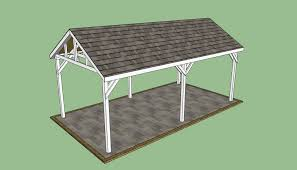 carport building plans rv carport plans shelter kits covers for roof only building a over