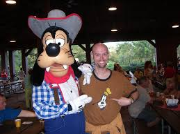 goofy and jeff at the mickey u0027s backyard bbq at fort wilder u2026 flickr