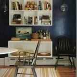 dark walls in small spaces apartment therapy