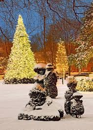 Columbus Topiary Garden - city of lights in columbus ohio midwest living