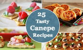 canape recipes 25 canapé recipes for your sortrachen