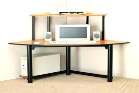 Desk Shapes Office Desk Walmart U Shaped Desk U Shape Office Desk With Right