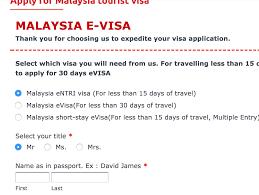 Malaysia visa how i got my malaysia tourist visa in 2 days