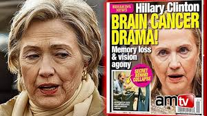 where do clintons live scandal does hillary clinton have brain cancer youtube