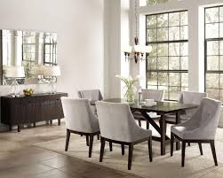 velvet dining room chairs candice cappuccino wood dining table set steal a sofa furniture