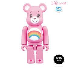 care bears bearbrick mindzai