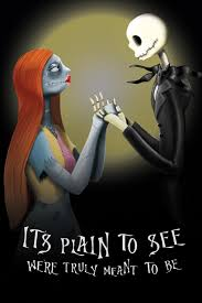 happy valentine u0027s day jack skellington sally and tim burton