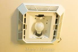 How To Install A Bathroom Exhaust Fan With Light To Install A Bathroom Exhaust Fan