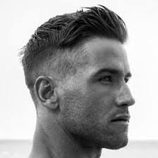 strong jawline haircuts men mens short hairstyles the idle man