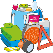 clipart items to take away during winter trips for foresight