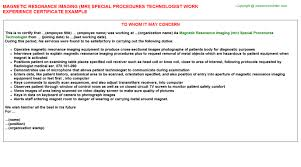 Mri Technologist Resume Good Essay Introductions Psychology Argumentative Essay