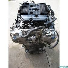 nissan 350z hr engine 08 nissan 350z 3 5l vq35hr engine assy r14657