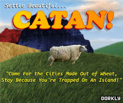 Settlers Of Catan Meme - 7 ads if settlers of catan was real dorkly post