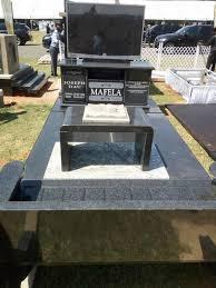 tombstone prices joe mafela s tombstone cost r100 000 news24