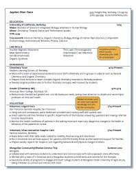 chemist resume samples analytical chemist resume example