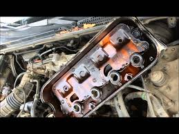 1997 honda accord gasket 1991 honda accord valve cover gasket replacement