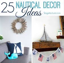 Nautical Themed Decorations For Home - 25 nautical decor ideas for your creative home