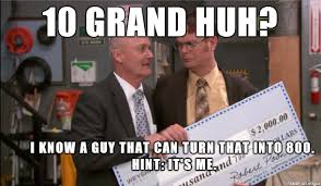 Creed Meme - creed bratton financial advisor meme on imgur