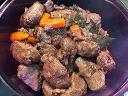cuisiner joue de porc recettes de joue de porc