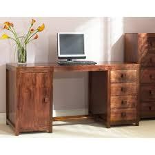 Sheesham Computer Desk Solid Wood Computer Desks Mango Sheesham Acacia